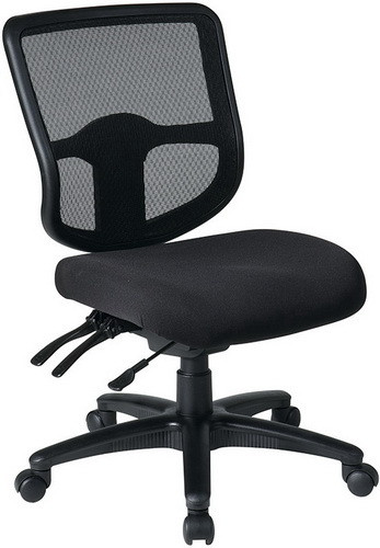 Office Star Adjustable Mesh Back Task Chair [98341] -1