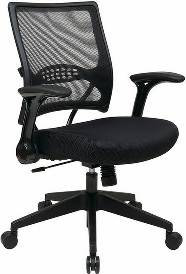 Office Star Air Grid Mesh Office Chair [67-37N1G5] -1