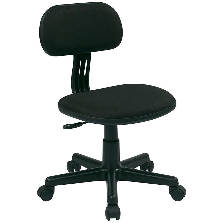 Armless Task Chairs Office Star Armless Task Chair 499