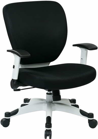 Office Star Fun Colors Deluxe Mesh Task Chair [5200W] -1