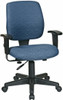 Office Star Deluxe Task Chair with Arms [33107] -1