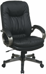 Office Star Executive Eco-Leather Office Chair [ECH83507] -1