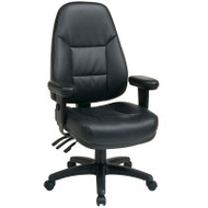 Office Star Eco-Leather Task Chair [EC4300] -1