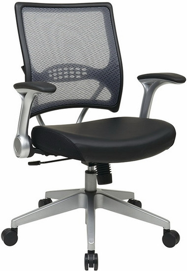Office Star Mesh Back Office Chair [67-E36N61R5] -1