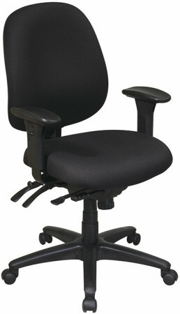 Office Star Multi-Adjust Ergonomic Chair [43891] -1