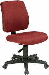 Office Star Task Chair with Back Height Adjustment [33101] -1