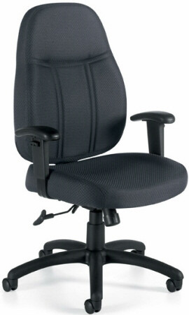 Offices To Go™ High Back Office Chair [11652] -1