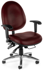 ofm 24 hour rated big and tall office chair 247 vam - Tall Office Chair