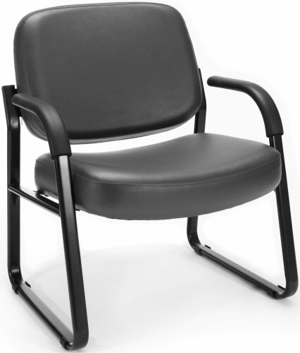 OFM Heavy Duty Vinyl Guest Chair with Arms [407-VAM] -1  sc 1 st  Office Chairs & OFM Heavy-Duty Vinyl Guest Chair with Arms - 407-VAM