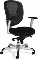 OTG Ergonomic Mesh Chair with Optional Headrest [11691] -1