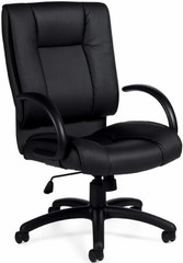 OTG Luxhide High Back Executive Chair [2700B] -1