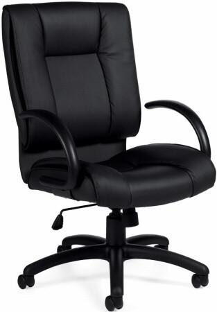 OTG Luxhide High Back Executive Chair [2700B] -1