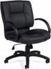 OTG Luxhide Mid Back Office Chair [2701] -1