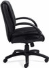 OTG Luxhide Mid Back Office Chair [2701] -2