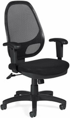 OTG Mesh High Back Managers Chair [11641B] -1