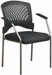 Plastic Back Stacking Chair [8610] -1
