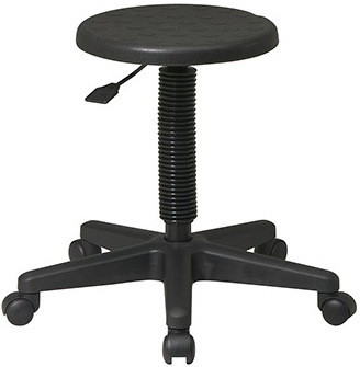 Rolling Work Stool [KH503] -1