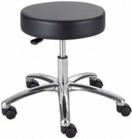 Safco Backless Rolling Stool [3431] -1