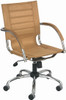 Safco Flaunt Contemporary Leather Office Chair [3456] -2