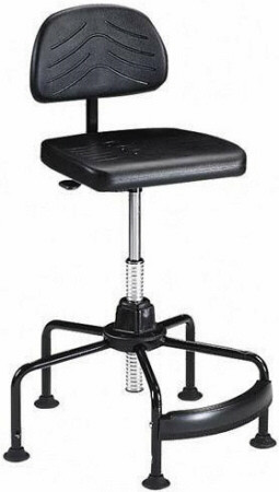 Safco High-Range Industrial Workbench Stool [5117] -1  sc 1 st  Office Chairs On Sale & Safco High-Range Industrial Workbench Stool - 5117 islam-shia.org