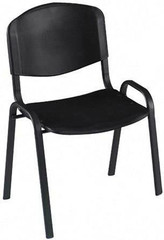 Safco Polypropylene Stackable Chairs [4185] -1