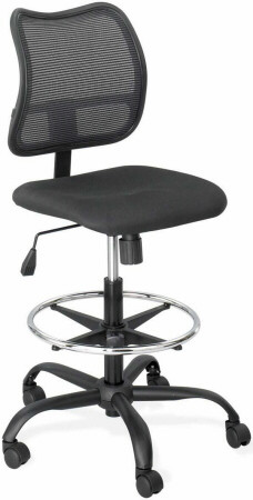 Safco Vue Drafting Chair [3395BL] -1