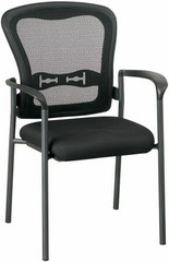 Screen Back Mesh Stack Chair [84510] -1