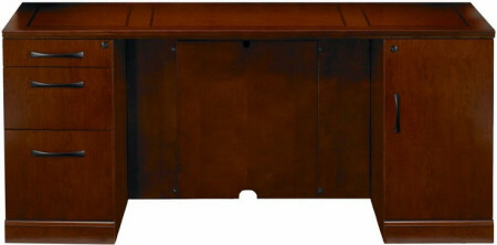 Sorrento Executive Desk Credenza [CPU-SCBB72] -1