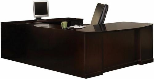 Sorrento U Shape Executive Desk Set [SURBBB72] -1
