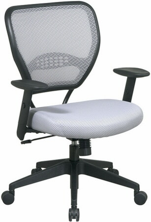 space 5500 series shadow mesh office chair 55 m22n17