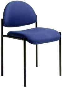 Stackable Steel Side Chair Without Arms [B9505] -1