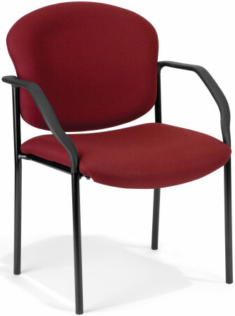 OFM Waiting Room Stacking Chair [404] -1
