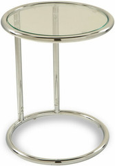 Yield Collection Glass Topped Accent Table [YLD14] -1