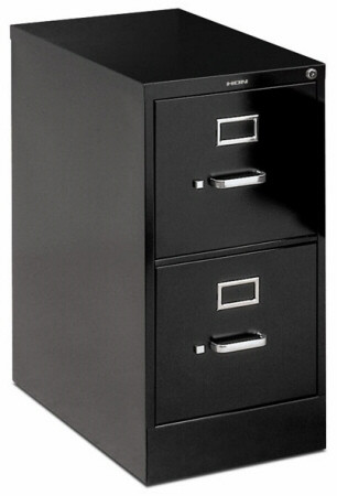 510 Series 2 Drawer Hon Filing Cabinet 512p