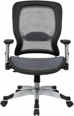 Office Star Air Grid All Mesh Office Chair [327-66C61F6] -1