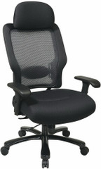 Air Grid® Back Heavy Duty Mesh Office Chair [63-37A773HM] -1