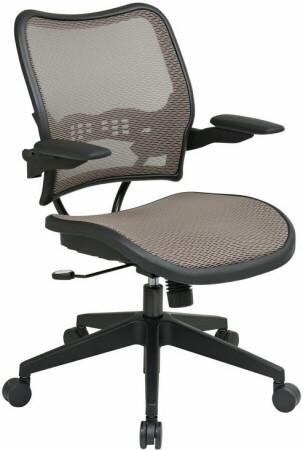Air Grid Latte Mesh Task Chair [13-88N1P3] -1