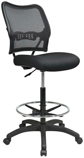 Air Grid Mesh Back Drafting Chair [13 37N20D]  1