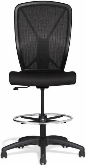 Allseating Fluid Basic Mesh Drafting Chair [82019]  1