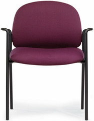 Allseating Rainbow Big and Tall Guest Chair [33754] -1