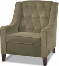 Avenue Six Button Tufted Arm Chair [CVS51] -1