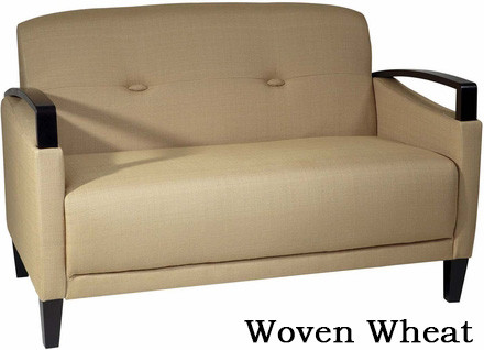 Avenue Six Main Street Upholstered Loveseat [MST52] -1