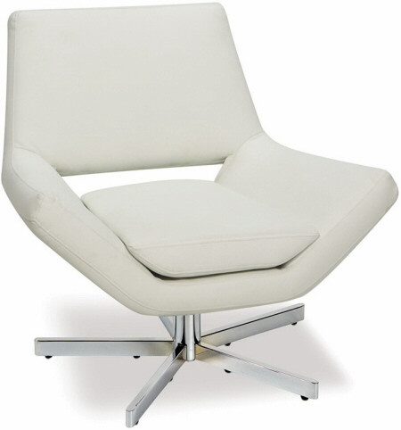 Avenue Six Yield Collection Swivel Lounge Chair Yld5130