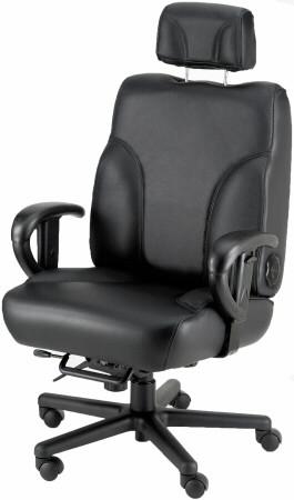 Backsaver Big and Tall Executive Chair [BACKSVR] -1