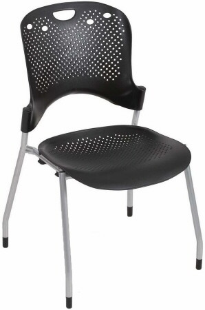 Balt Circulation Stackable Plastic Chairs [34554] -1