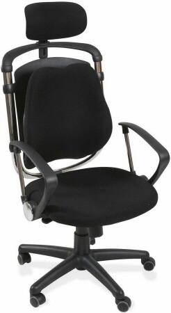 Balt Posture Perfect Lumbar Support Office Chair 34571 1