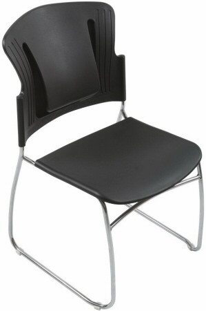 BALT ReFlex Stackable Plastic Chairs [34428] -1