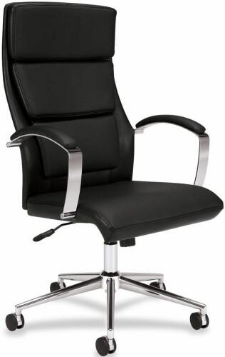 Basyx Contemporary High Back Executive Chair [VL105] -1