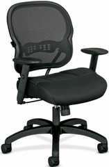 Basyx Ergonomic Mesh Chair with Lumbar Support [VL712] -1