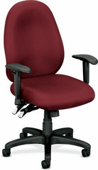 Basyx High Back Ergonomic Task Chair [VL630] -1
